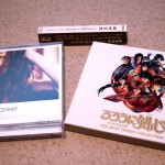 Momoe CD and Rurouni Kenshin song collection