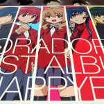 Toradora! BEST ALBUM √HAPPYEND