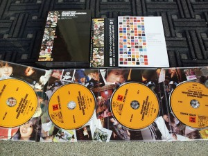 Akina Nakamori complete single collections -first ten years-