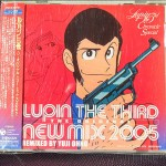 Lupin The Third Chronicle Special LUPIN THE THIRD THE ORIGINAL-NEW MIX 2005
