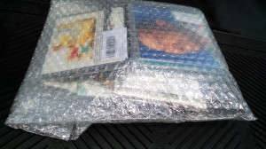 Tenso package contents