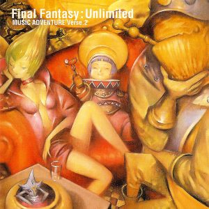 Final Fantasy Unlimited album artwork